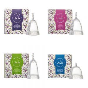 Juju Reusable Menstrual Cup