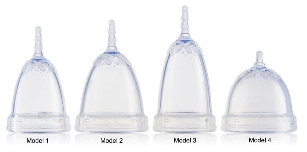 Juju cup model sizes