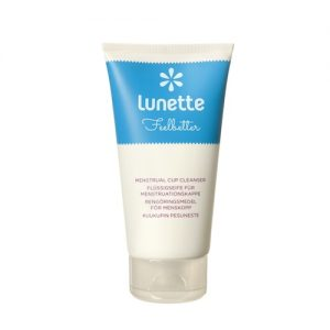 lunette menstrual cup wash