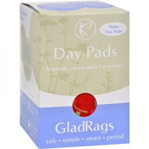 GladRags 3 pack day pads