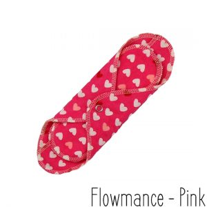 GladRags flowmance pink day pad