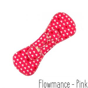 GladRags flowmance pink night pad