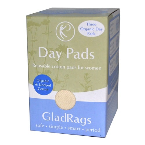 GladRags Organic Day Pads