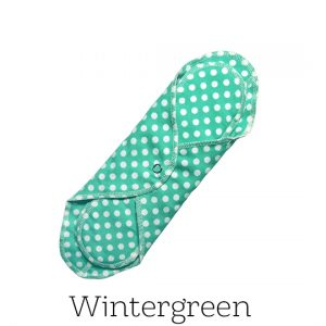 Gladrags day pad wintergreen