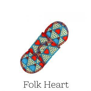 Gladrags folk heart