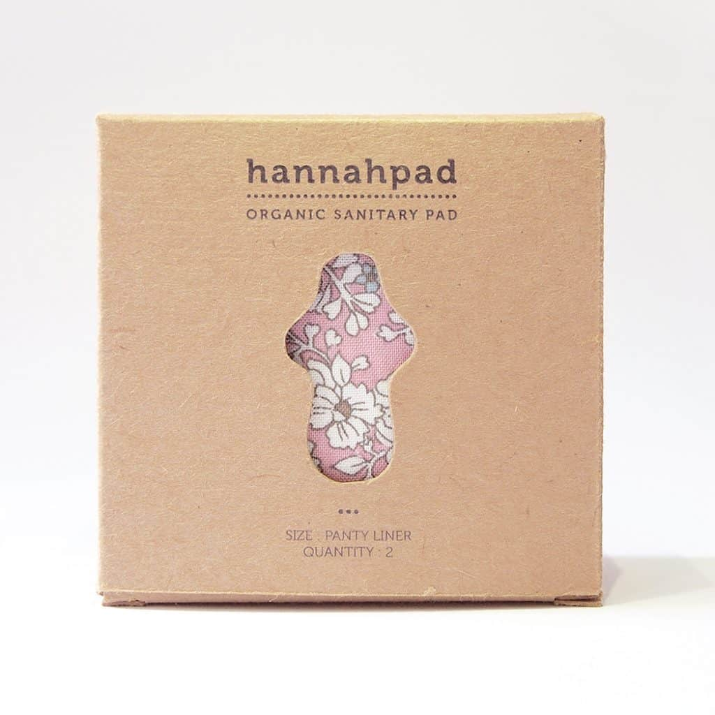 Hannahpad Pantyliner Box