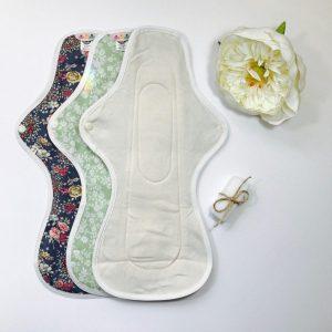 Hannahpad Ultra Overnight Organic Cotton Pad