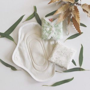 Hannahpad pantyliner organic cotton