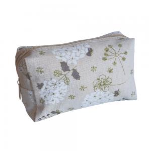 modernflower modern flower washable pouch