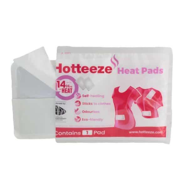 Hotteeze Heat Pads pain relief