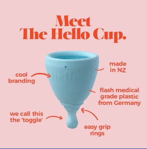 Hello Cup Features