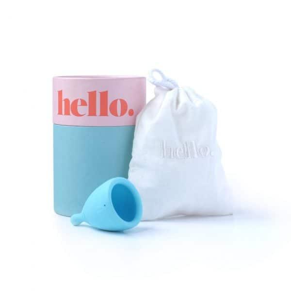 Hello Menstrual Cup