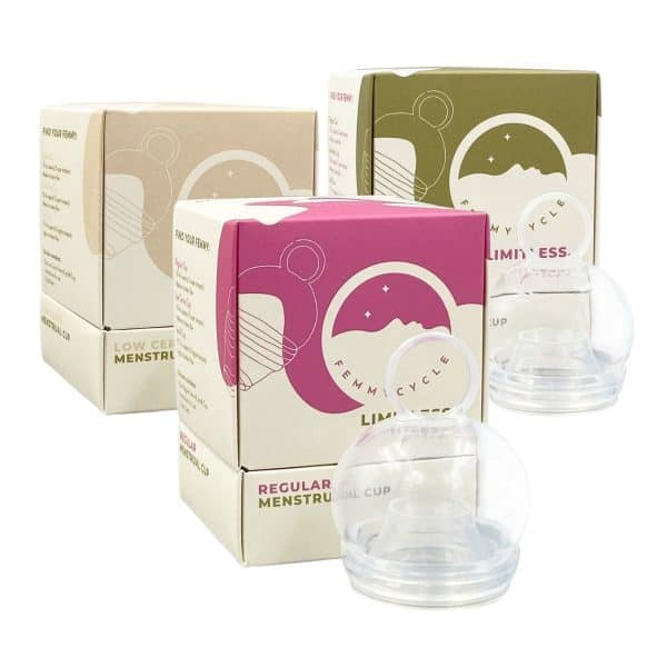 FemmyCycle Menstrual Cups | MCA Online