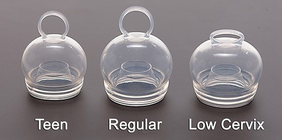 FemmyCycle menstrual cup sizes