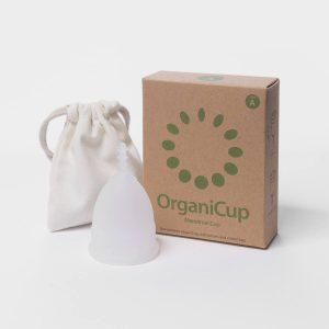 OrganiCup Pouch and Packaging