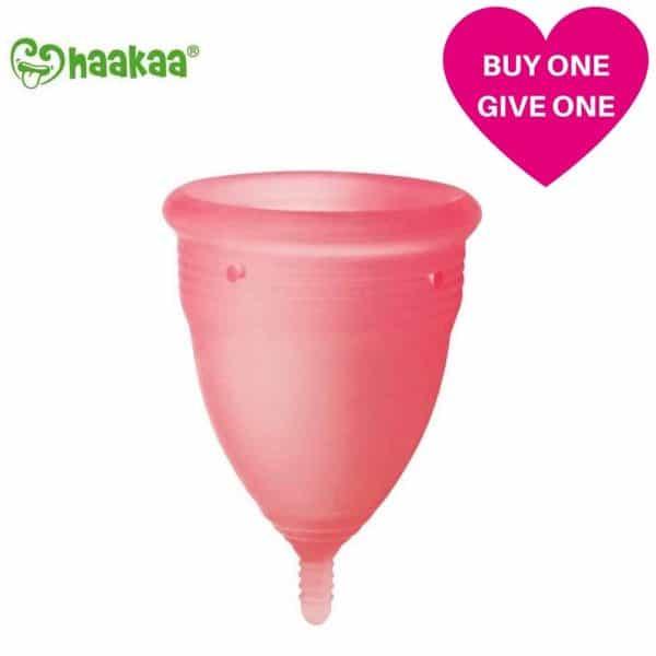 Haakaa Flow Menstrual Cup