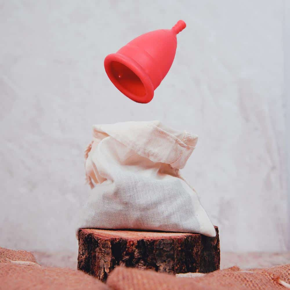 Menstrual Cup by Tampon Tribe