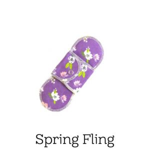 Gladrags Pantyliner Spring Fling