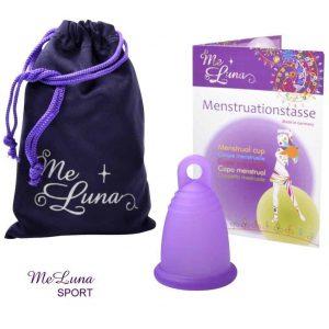 Me Luna Sport Menstrual Cup