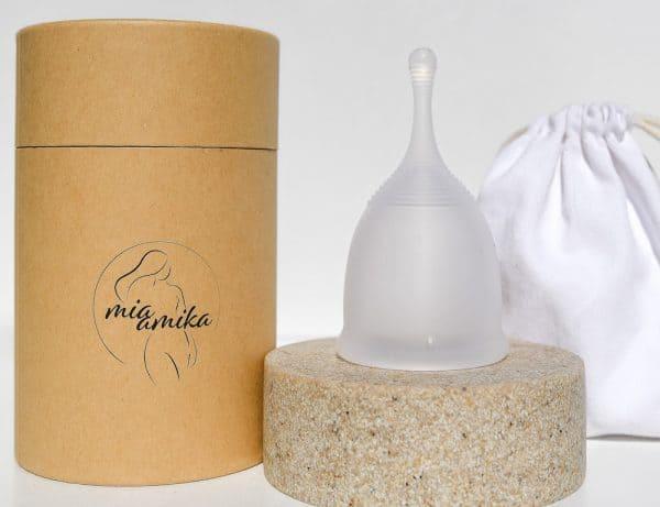 Menstrual Cup Period Cup Mia Amika