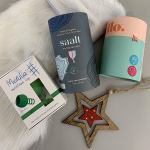 Menstrual Cups to Gift at Christmas