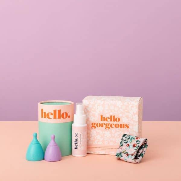 Hello Cup Mini Starter Kit