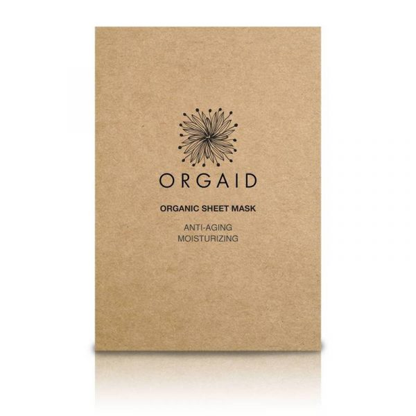 Orgaid Anti-Aging Single Sheet Mask
