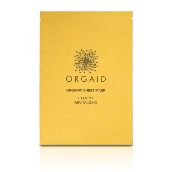 Orgaid Vitamin C Single Sheet Mask